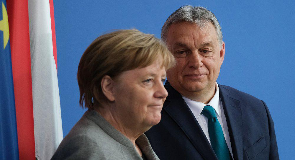 Germany Needs to End Hungary and Poland's Blackmail