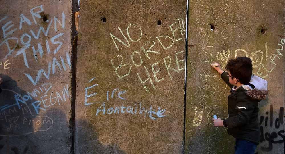 How Brexiteers Are Destabilizing Ireland's Fragile Peace