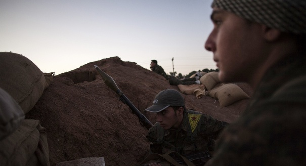 Maliki and the Syrian Kurds