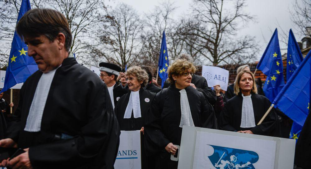 The EU's Ambiguous Fight for the Rule of Law