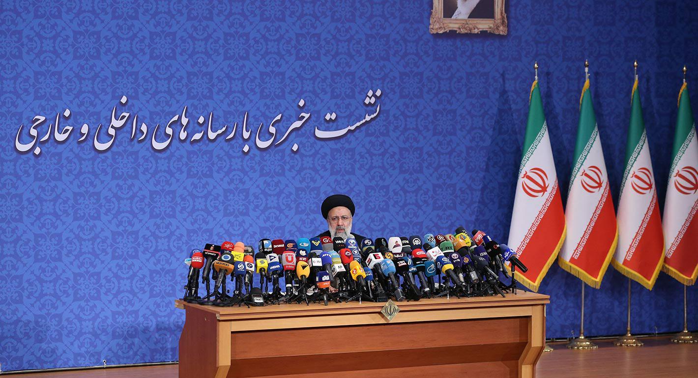 Raisi's Presidency and Khamenei's Power Calculus
