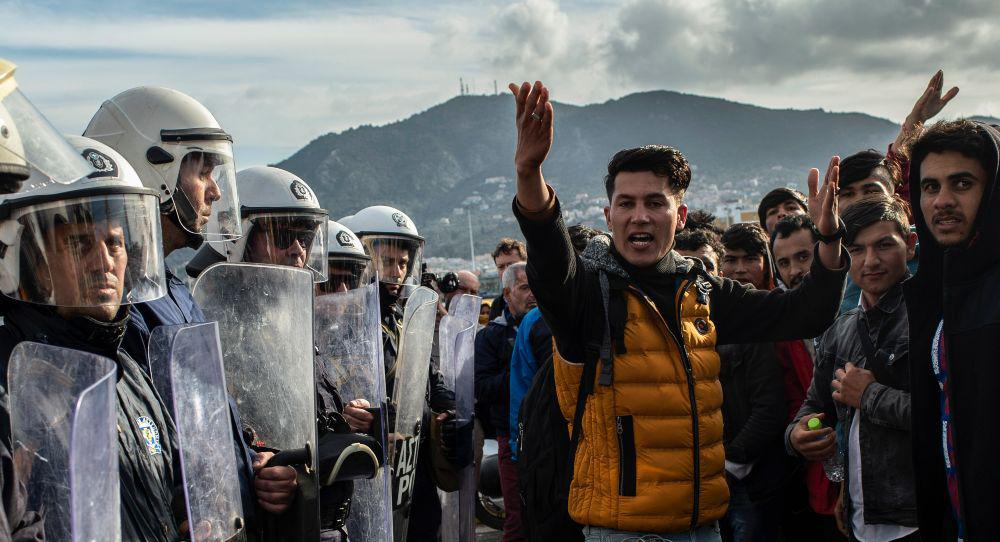 Judy Asks: Is Europe Betraying Refugees?