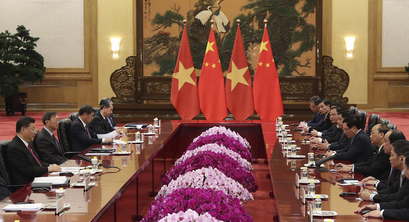 Rough Waters Ahead for Vietnam-China Relations - Carnegie Endowment for  International Peace