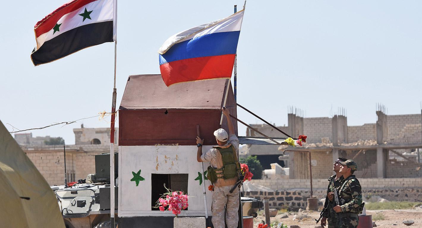 البوكمال: الاستعداد الروسي-الإيراني لاستقبال بايدن في سوريا