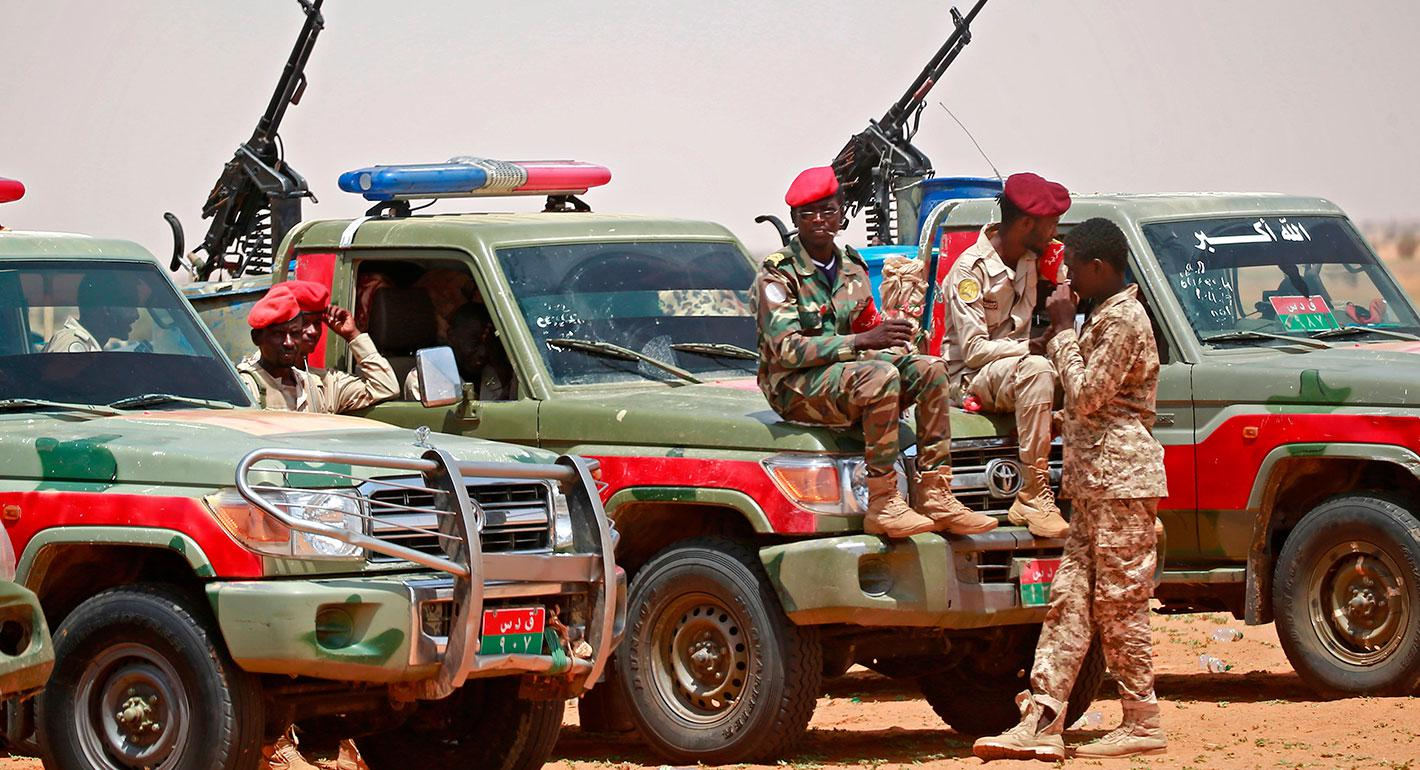 The Ongoing Turf War in Sudan