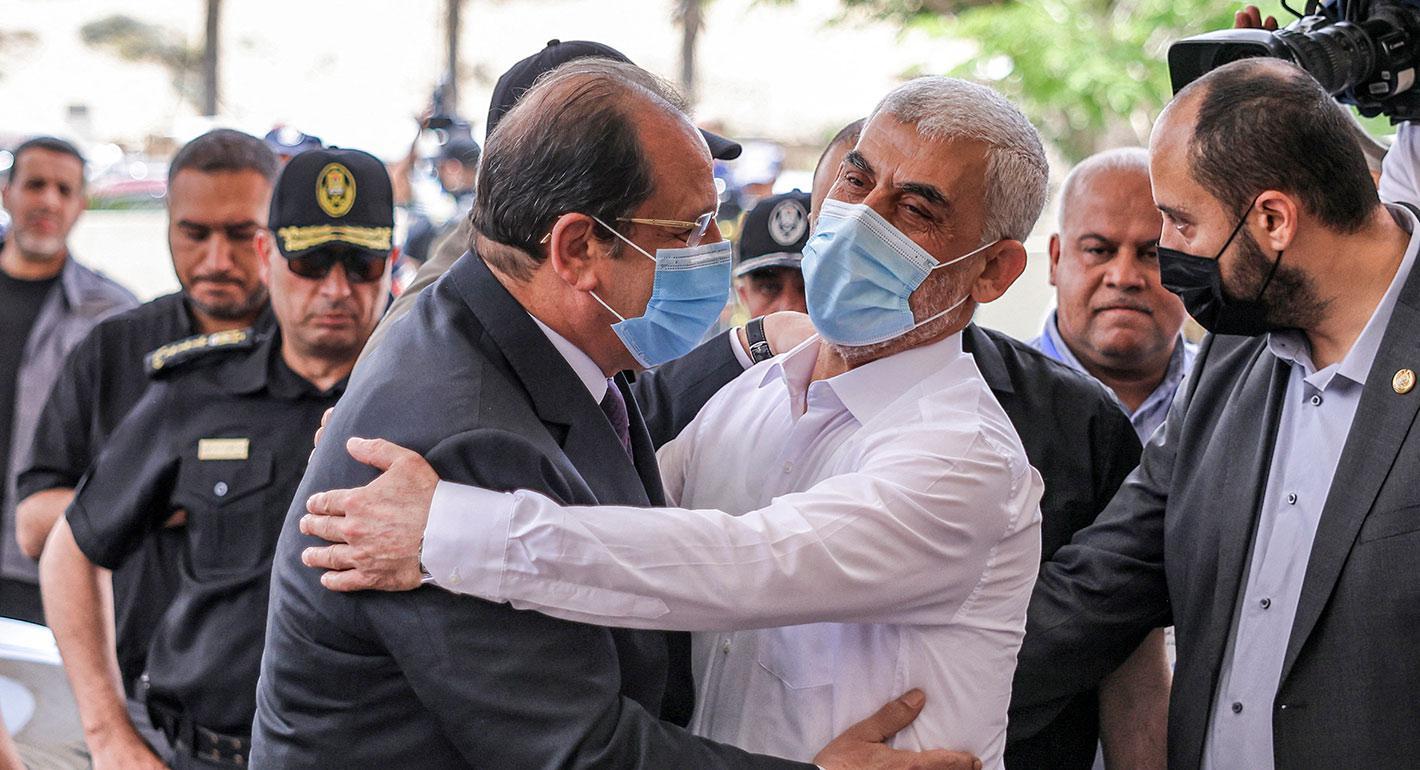 تحول سياسات مصر تجاه حماس