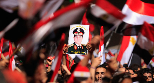 The Return of Egypt's Military Interest Groups