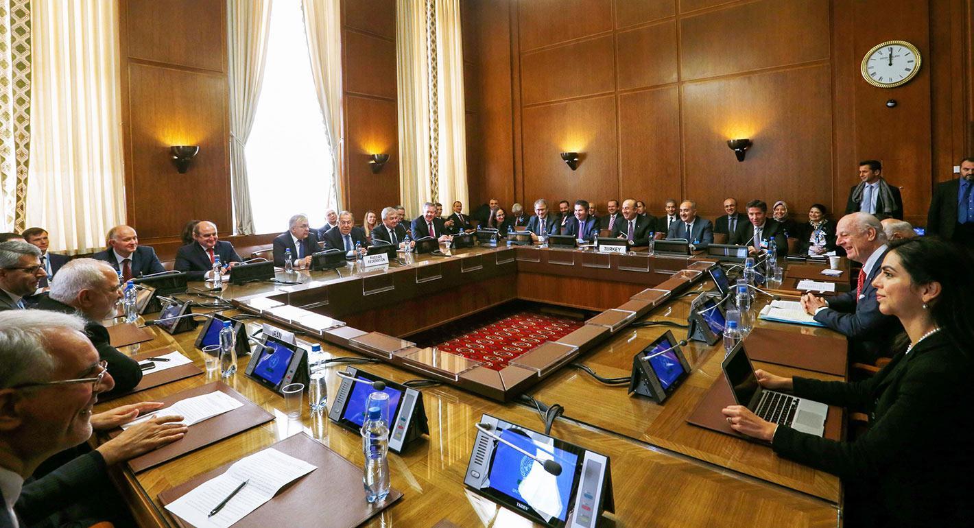 الانتخابات الرئاسية السورية وعمل اللجنة الدستورية
