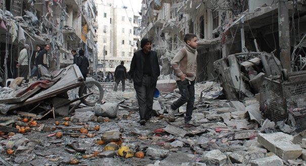Syria's Cessation of Hostilities: How Does It Work and How are Factions Reacting?