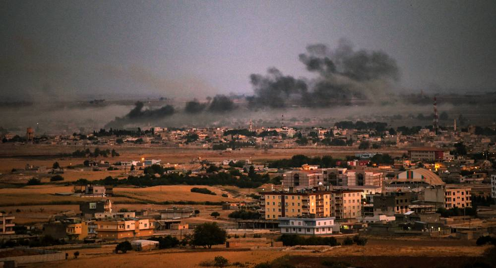 Judy Asks: Is Europe Endangered by Its Impotence in Syria?