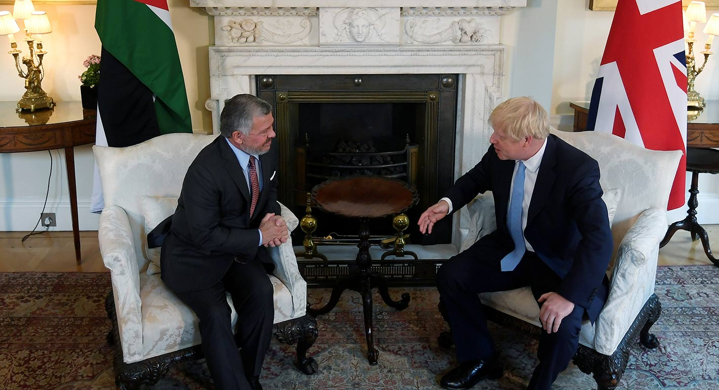 آفاق التعاون الأمني البريطاني-الأردني