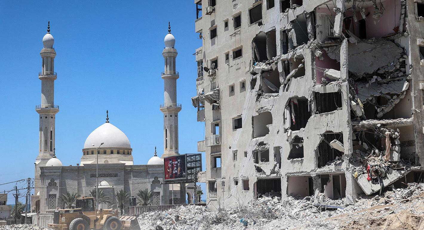 تعثر حماس في استثمار إنجازاتها في حرب غزة