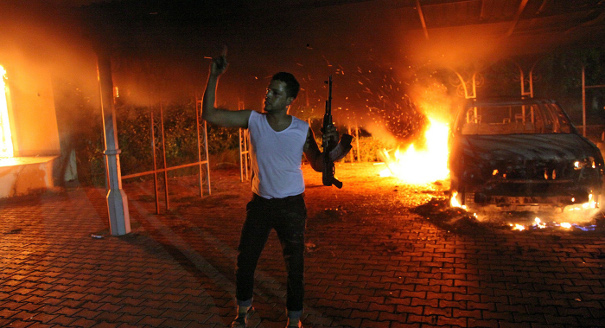 غضب السلفيين في ليبيا
