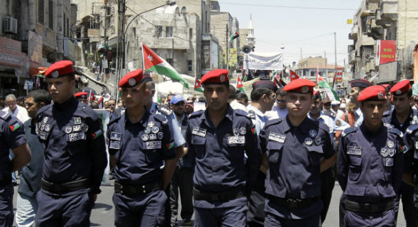 Legitimizing Crackdown on Dissent in Jordan