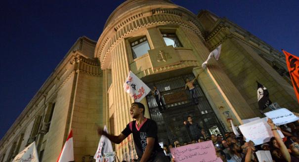 Still Fighting the Last War? Egypt's Judges after the Revolution