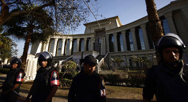 The Battle over Egypt's Judiciary