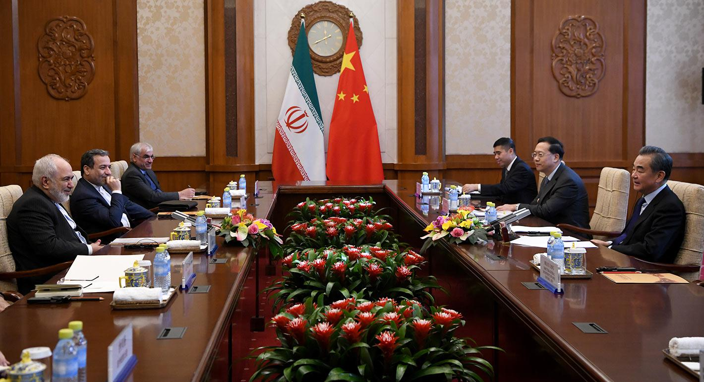 Will the Sino-Iranian Agreement Serve the Ambitious Geopolitical Interests of China?