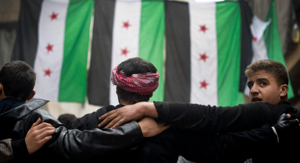 What Do Syria's Rebels Want From the West?
