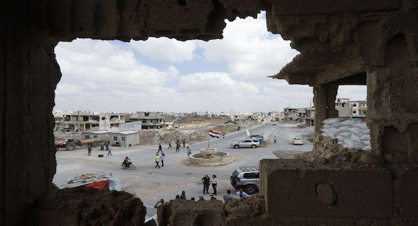 A New Order in Daraa