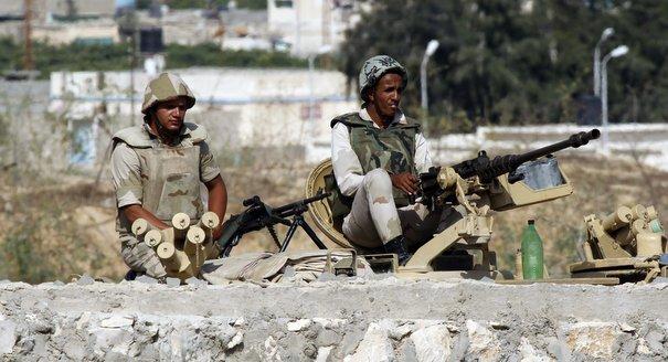أخطاء استراتيجية في سيناء