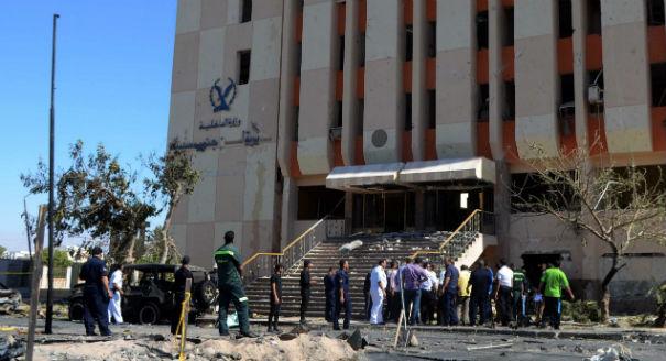 Egypt's Assault on Sinai
