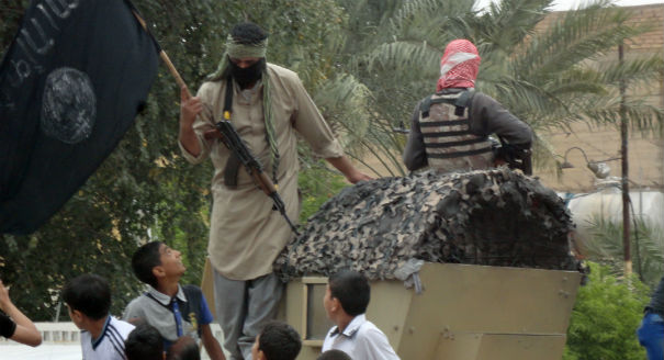 الدولة الإسلامية وأزمة الأنبار
