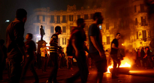The Dangers of Alienating Egypt's Youth