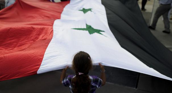 القادة المحليين في سوريا