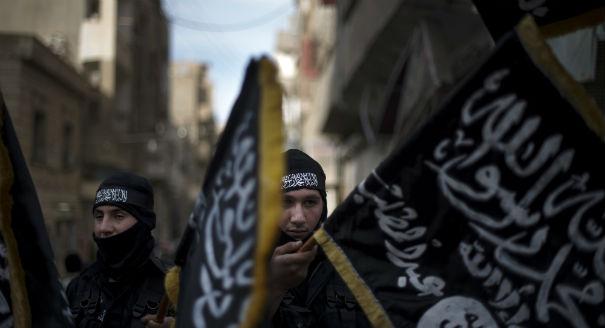 الدولة الإسلامية في سورية