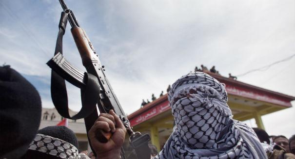 التهديد الجهادي في الضفة الغربية