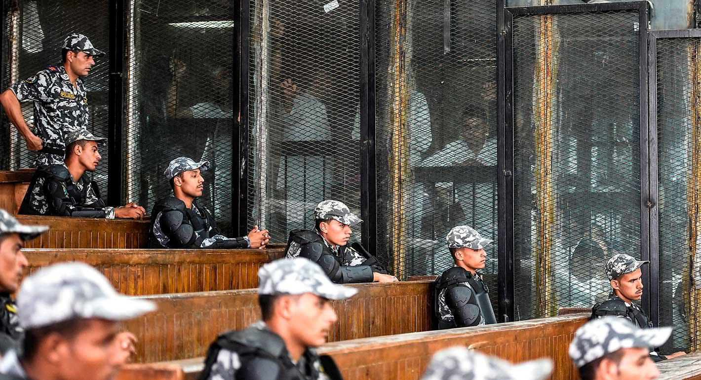 Egypt's Emboldened Military Courts
