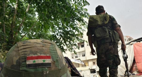 النظام السوري والميليشيات المحلية