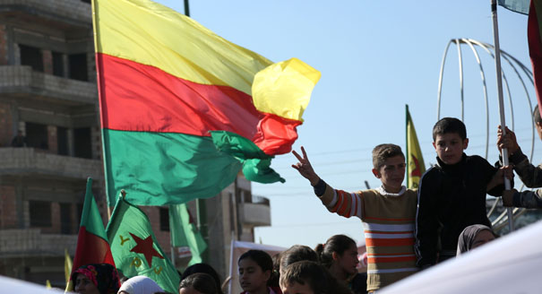 Where the Kurds Are