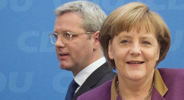 Merkel Resilient or Merkel Fading?