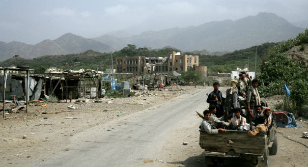 تشنّجات عند الحدود السعودية-اليمنية