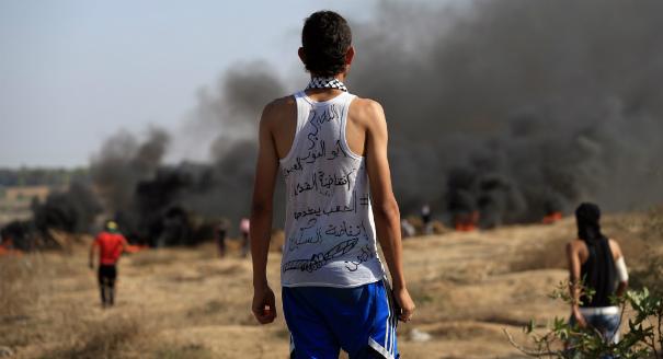 الشباب الفلسطيني يفقد الأمل في عملية السلام