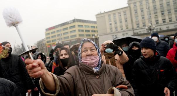 Ершик больше не в тумане. Российский протест в эпоху технологической  прозрачности - Московский Центр Карнеги - Фонд Карнеги за Международный Мир