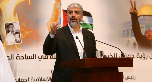 حماس والانعطافة نحو السعودية
