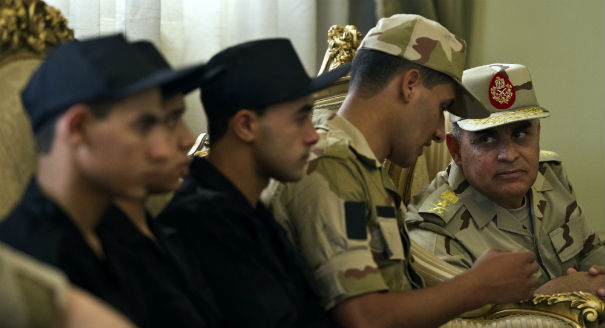 Sinai's Role in Morsi's Ouster
