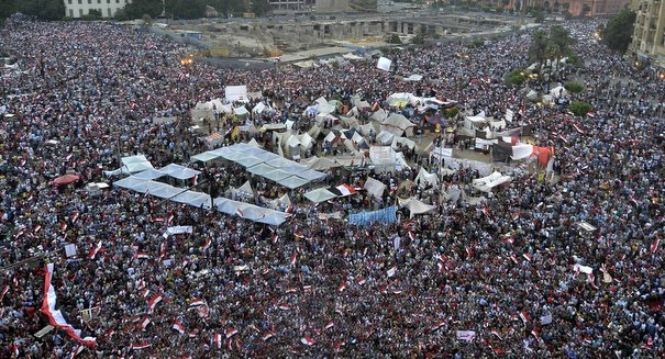 Egypt in Limbo