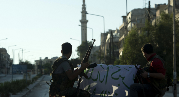 In the Land of the Free Syrian Army