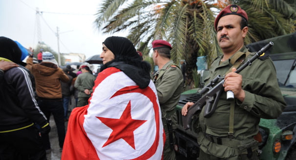 Strengthen Tunisia's Army, But Keep It Out of Politics