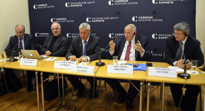 U.S.-Russia Dialogue on Full Scope Strategic Stability