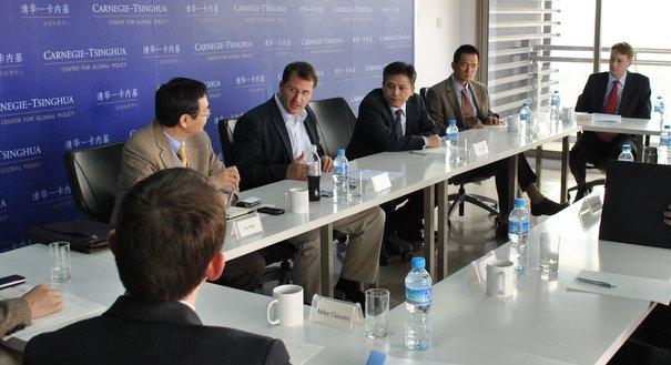 """新一轮中美战略经济对话:美国""""重返亚洲""""后的首次中美正式对话"""