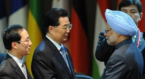 绘制中国和印度的核未来蓝图