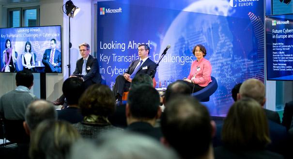 Looking Ahead: Key Transatlantic Challenges in Cyberspace