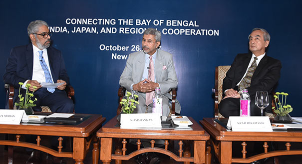 Connecting the Bay of Bengal: India, Japan, and Regional Cooperation