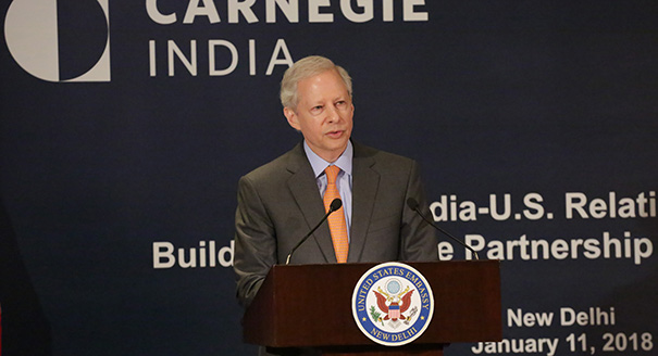 India-U.S. Relations: Building a Durable Partnership for the 21st Century