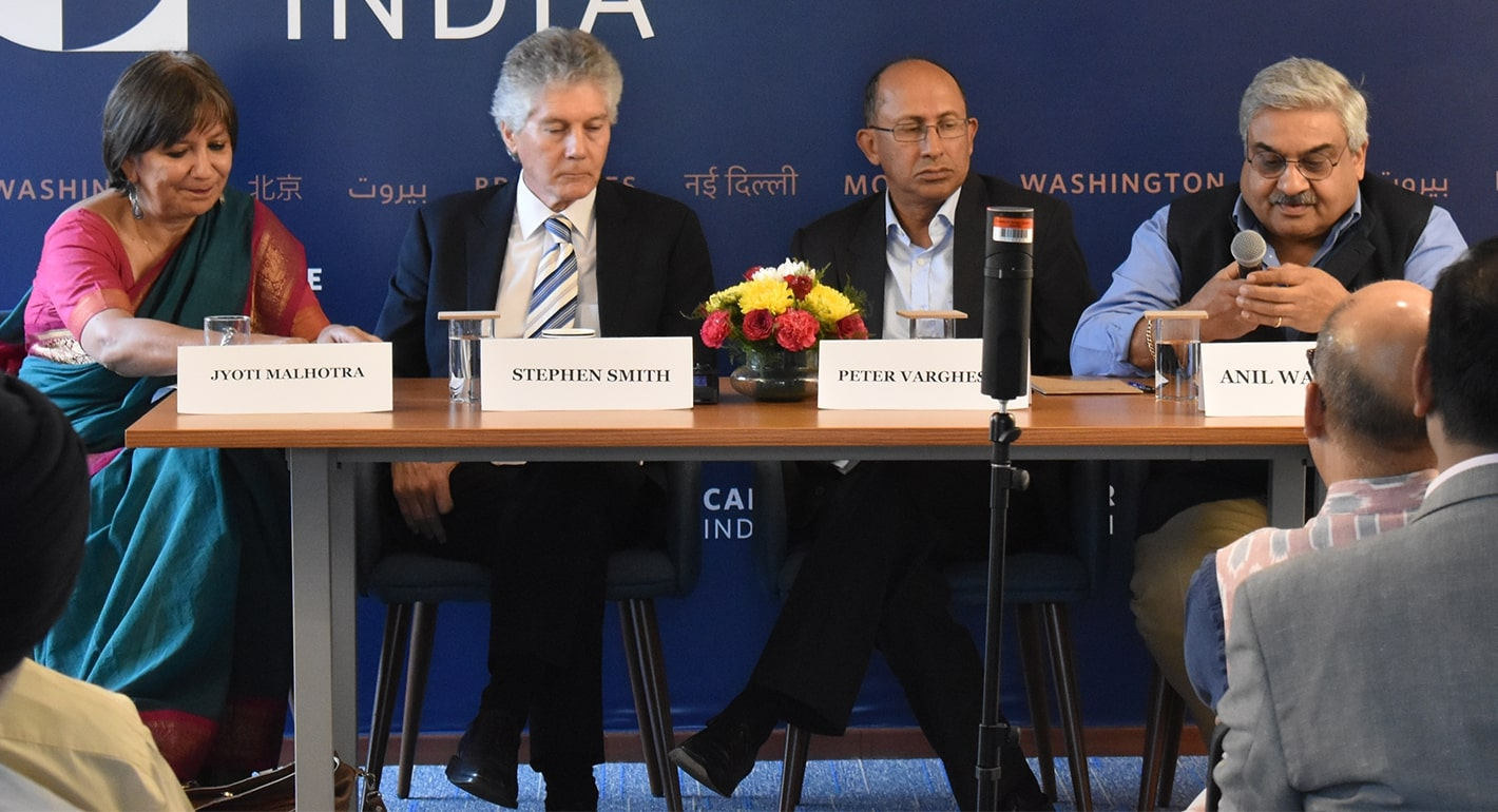 Disruptions to the International Order: Perspectives from India and Australia