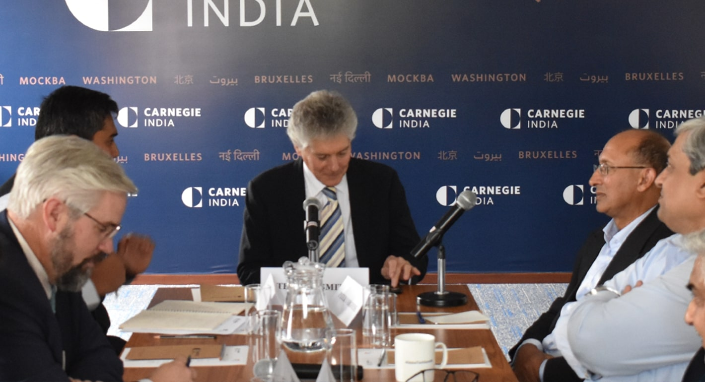 New Delhi and Canberra: An Indo-Pacific Partnership